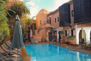 Hotel Spa - Les Borjs de La Kasbah